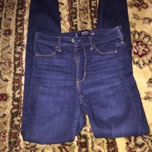 Hollister Jeans - Hollister high rise jeggings size 24 GUC